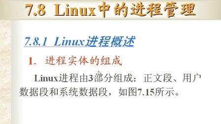ARM嵌入式Linux培训视频,10 Linux的进程管理及其变成与应用(三)