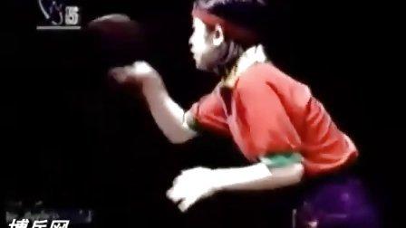 乒乓球基本技术-正手攻球(12-1)