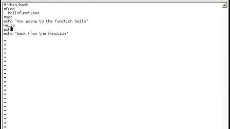 linux的shell脚本讲解