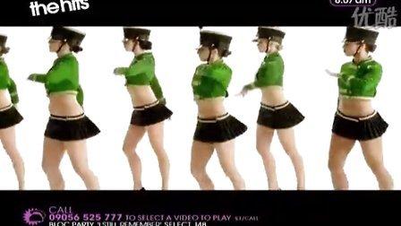 【绿色军团】漂亮美少女组合 DVD高清 MTV