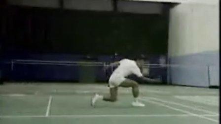 羽毛球教学 4步法 总结