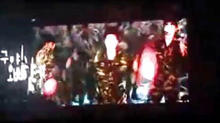 [Fancam]091219 少女时代 一巡首尔演唱会 搞笑日记