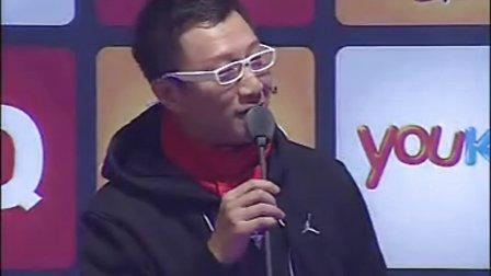 孙红雷获得年度红人 高烧坚持带病领奖46