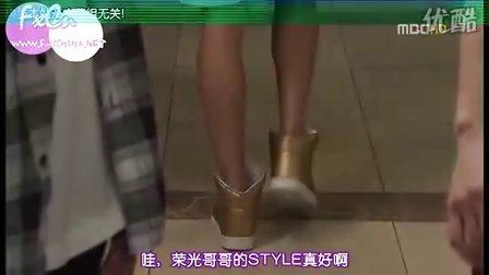 100716 越看越可爱 Krystal Cut 韩语中字