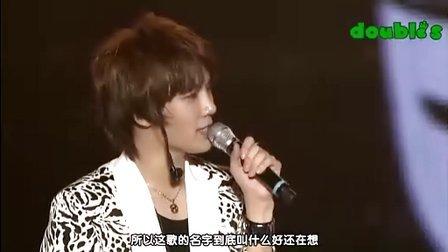 SS501  PERSONA演唱会 首尔站