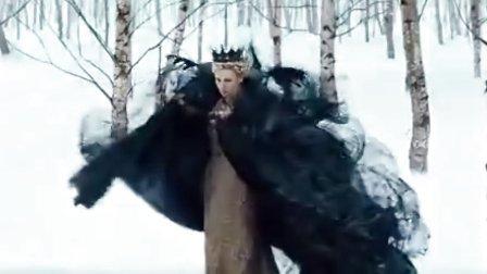 《白雪公主与猎人》日版预告 邪恶皇后自恋狂发飙