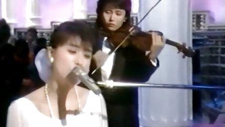 河合奈保子 - ハーフムーンセレナーデ (李克勤 月半小夜曲)