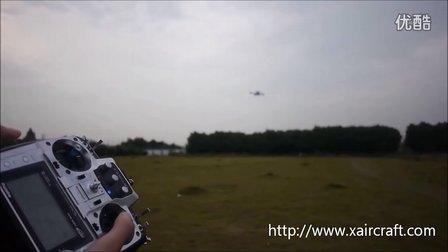 XAircraft X450Pro  GPS松杆悬停测试