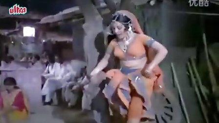 印度舞神:甜姐Mumtaz欢快歌舞