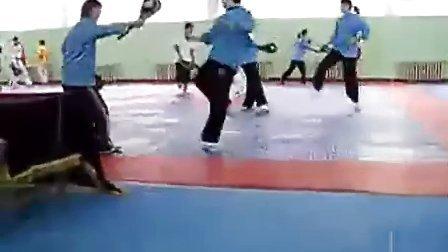 【侯韧杰  TKD  精华篇】之  冠军的速度