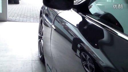 英国绅士 全新阿斯顿马丁DBS汽车美容