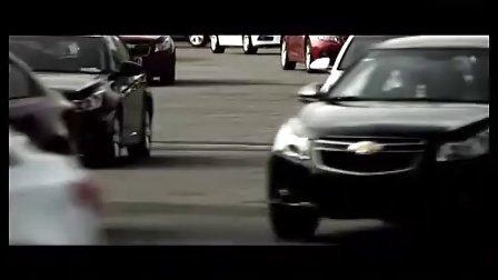 【PO朝霆制作】雪佛兰汽车广告