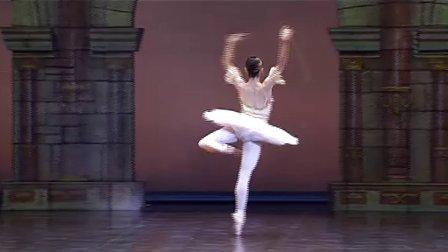 【唐吉尔看芭蕾】白雪公主Snow White coda女变奏(Bilbao Ballet)