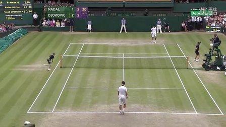 2011温布尔登网球锦标赛男单决赛 德约科维奇VS纳达尔