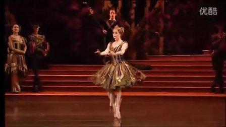 【唐吉尔看芭蕾】天鹅湖Swan Lake第三幕公主的独舞3(ROH)