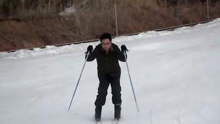 新宇滑雪,在沈阳棋盘山
