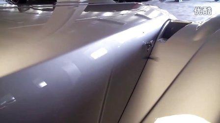 超有范儿 英国摩根AeroMax85小时汽车美容 Part1