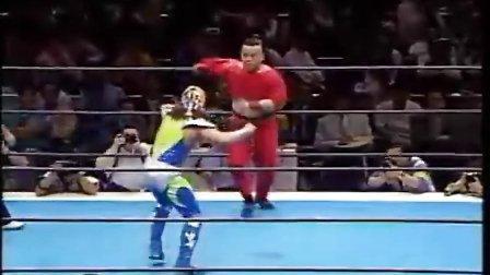 1994 新日本摔角 Super J Cup-01