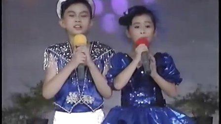 超级罕见 光辉伴唱4 卓依婷 郑怡萍 情歌对唱 VHS片头