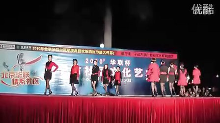 QQ群美女模特时装比赛(一)CCTV
