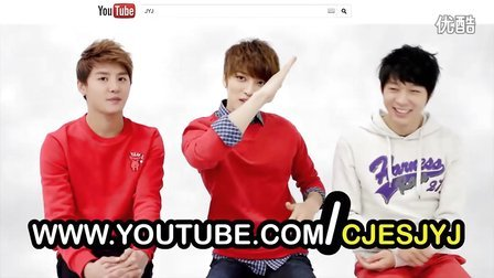 JYJ - YOUTUBE official channel Open
