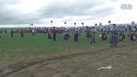 2011年内蒙东乌珠穆沁旗(东乌旗)那达慕大会实况剪辑
