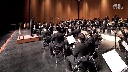 《庆典序曲》《佛罗伦萨进行曲》——清华大学学生艺术团军乐队