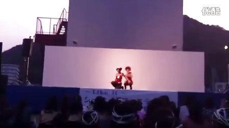 2011.10.9 DREAM GIRLS(KYOKA&ERI)日生