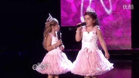 【猴姆独家】OMG!一夜爆红5岁小萝莉Sophia Grace激情献唱Adele冠单!总是那么可爱!
