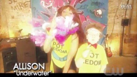 全美超模大赛 第十七季Allison Harvard-Underwater