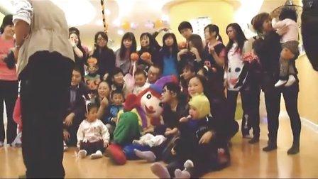 【拍客】万圣节 桂林金宝贝