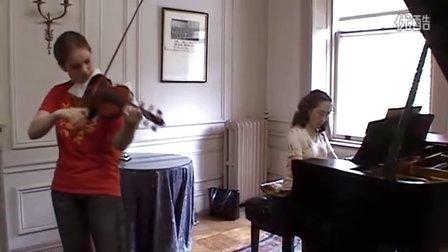 【利拓利恩】百年一遇的小提琴美女天才!希拉里-哈恩的珍贵展示第二季