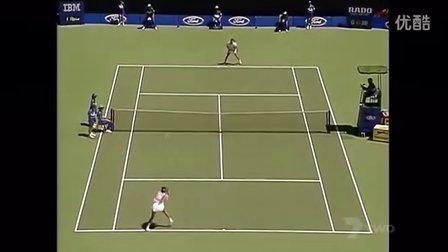 1993澳大利亚网球公开赛女单决赛 格拉芙VS塞莱斯 (自制HL)
