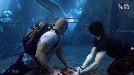 地心历险记2:神秘岛 Journey 2: The Mysterious Island 电影剪辑