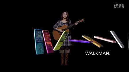 YUI CM Play You  SONY walkman YUI in the Dark篇 02