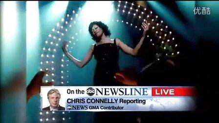 ABCNews 美国歌手惠特尼-休斯顿去世 享年48岁