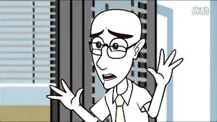 《废柴联盟》动画短片《Abed's Master Key Part 1》