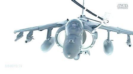 Harrier Refueling (2012)