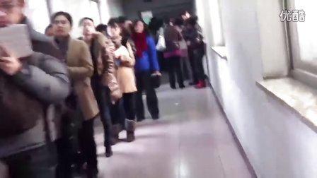 北京妇幼医院恐怖的排队
