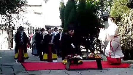 汉之音庚寅年冬至祭祀民族英雄陈子龙