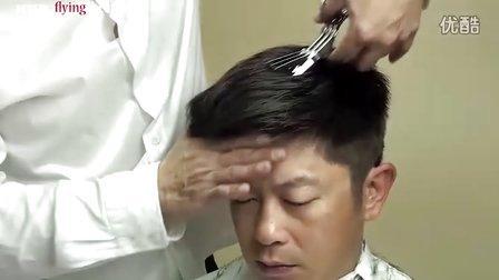 徒手理男仕短髪型