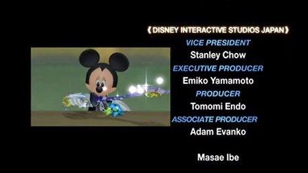 PSP 王国之心 梦中降生 Final Mix 最后的故事Part9·end