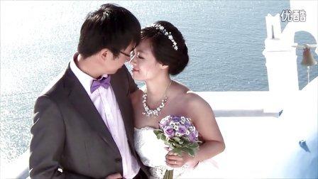 圣托里尼婚纱MV101306
