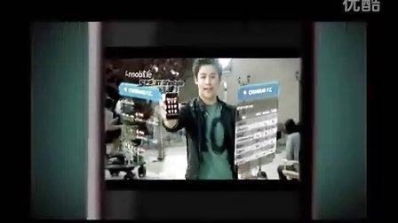 Mark[i-mobile New Series]手机广告