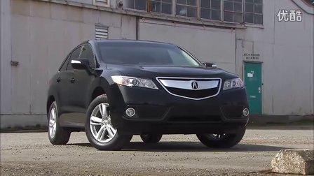 美媒全方位测试2013款全新讴歌Acura RDX豪华SUV