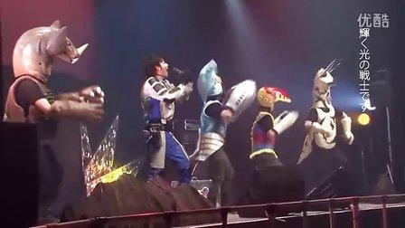 ボイジャー「ウルトラ音頭でシュワッチ!!」ライブ映像