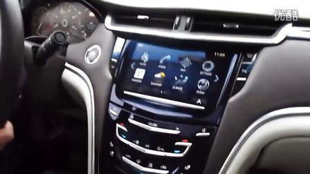 凯迪拉克 XTS CUE 汽车 动手试玩 --- 科技小辛