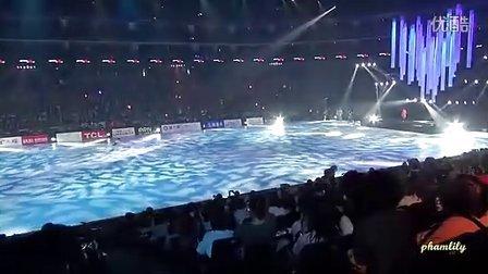 20120526冰舞上海李宇春唱响浪漫五月