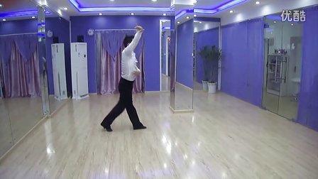 杭州拉丁舞西紫女子舞蹈四月伦巴教学视频