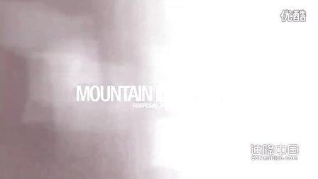 雨雾中的山地骑行,太梦幻了,值得一看